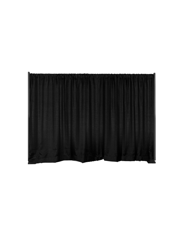Pipe Drape 3ft High